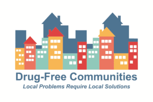 drug free communities logo