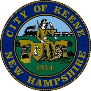 city of keene police department logo