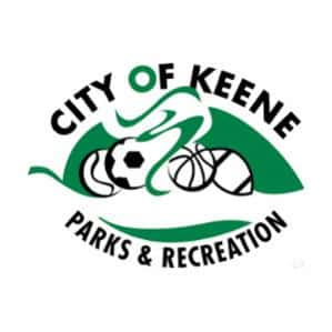 city of keene parks and rec logo