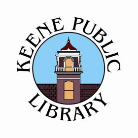 Keene public library logo
