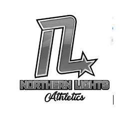 The logo for Northern Lights Cheerleading