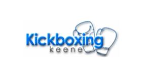 The logo for Kickboxing Keene