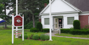 A photo of the Swanzey hisorical museum