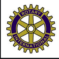 Logo for the Keene Rotary Club