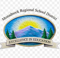 The logo for the Monadnock Regional School District
