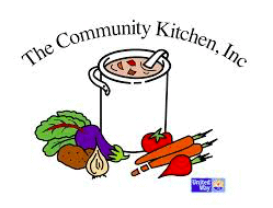 The logo for the community kitchen