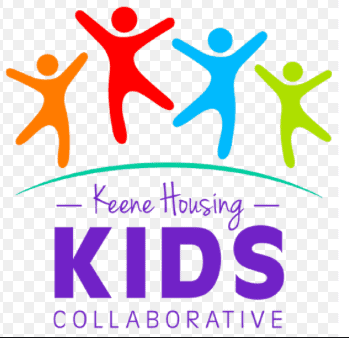 The logo for Keene Housing Kids Collaborative